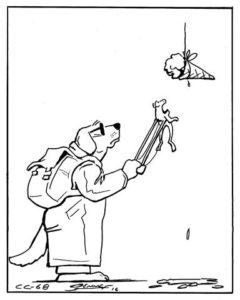 Caption competition 068 for Doc Rat