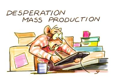 Desperatoin mass production